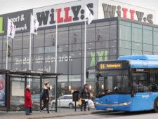 Förbättrad kollektivtrafik