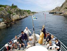 Svenska Västkustlinjen knyter ihop Bohuslän
