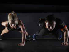Vad man ska tänkta på vid det nya året med träning?