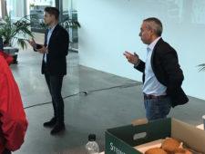 Frukost hos Audi Göteborg