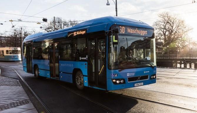 Utökad kollektivtrafik i Högsbo-Sisjön