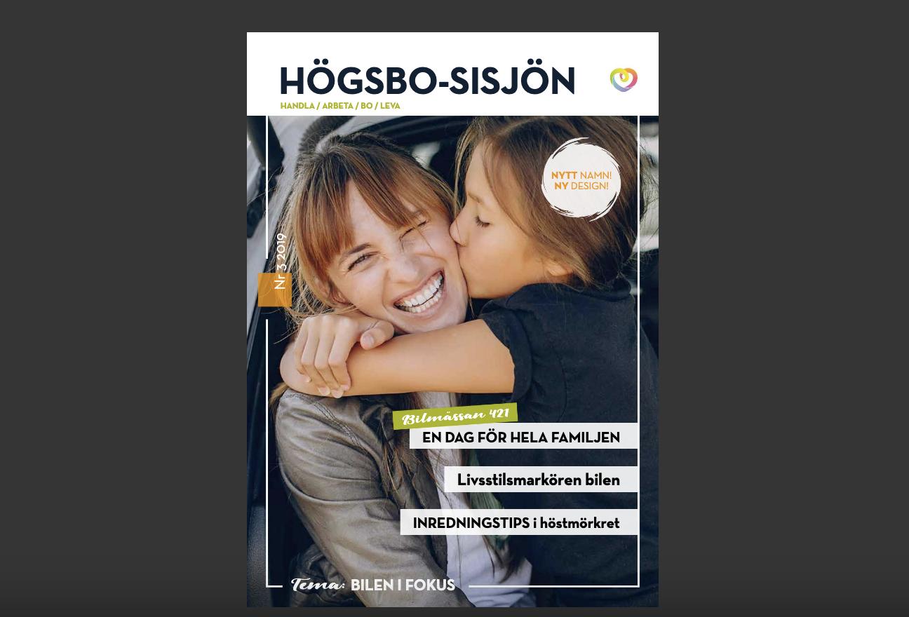 Högsbo-Sisjön nr 3 2019