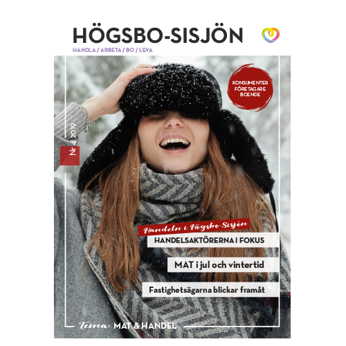 Högsbo-Sisjön nr 4 2019