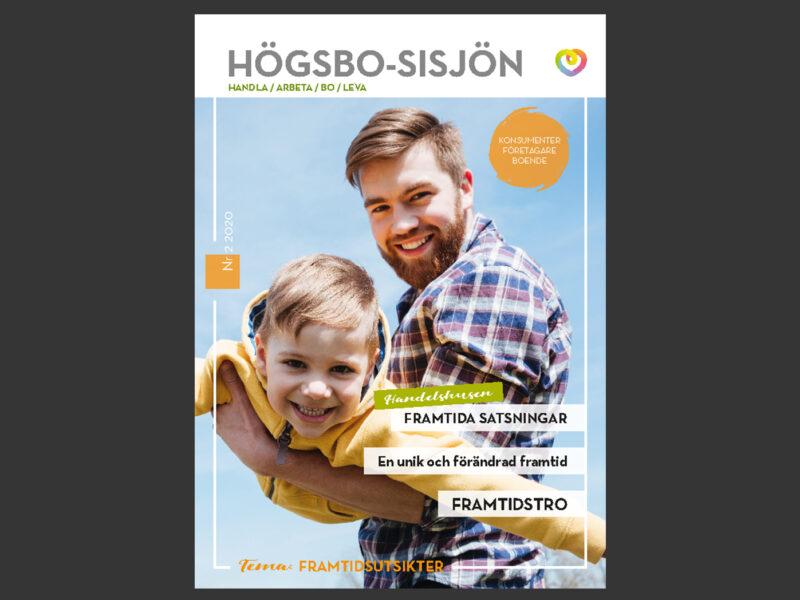Högsbo-Sisjön nr 2 2020