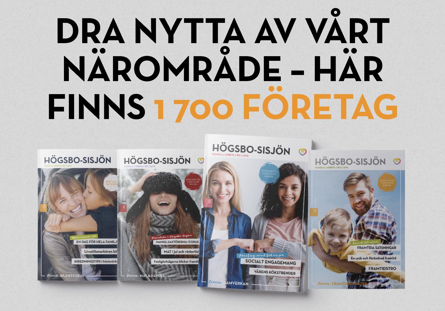 Tidningen Högsbo-Sisjön