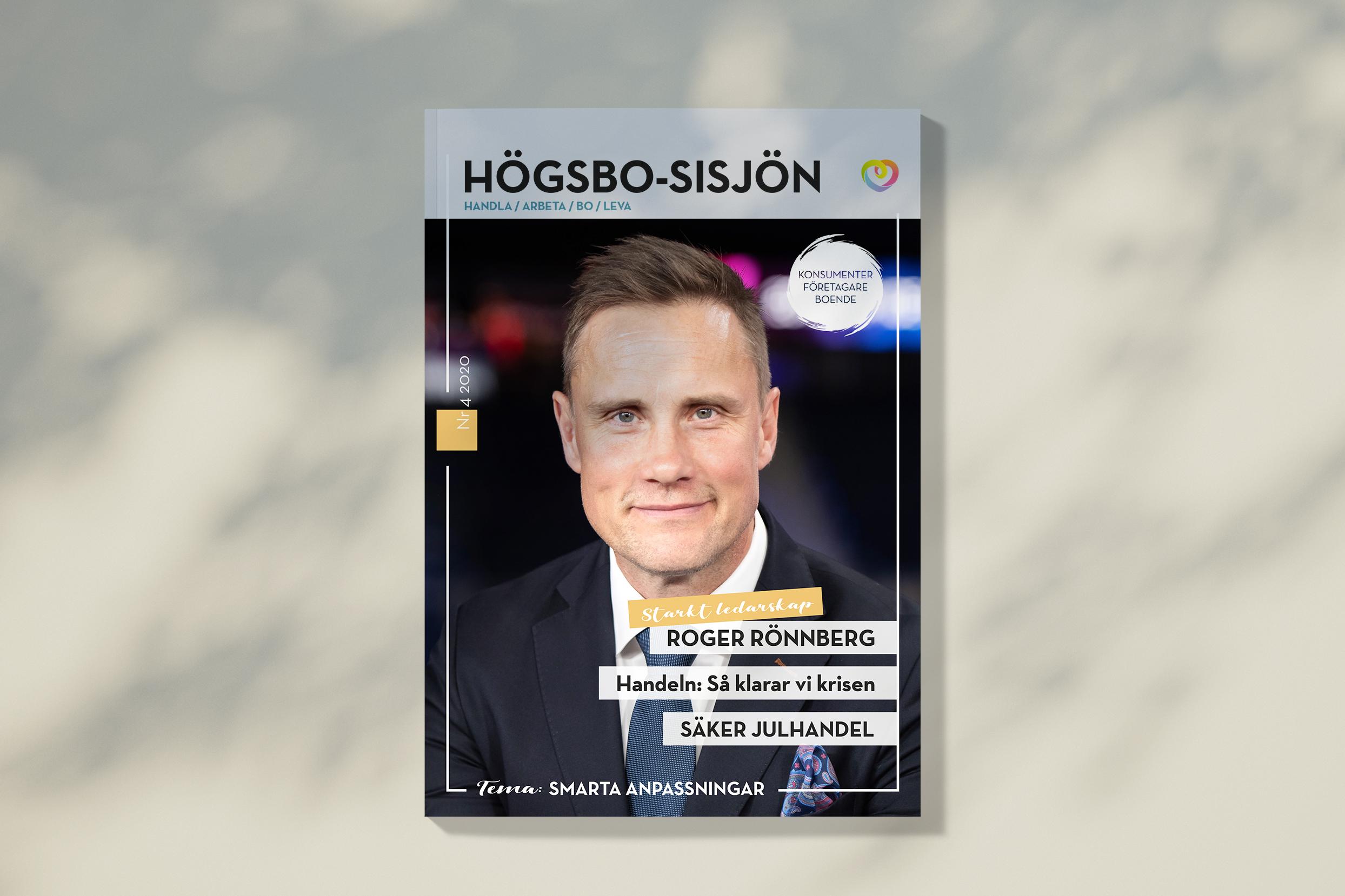 Högsbo-Sisjön nr 4 2020
