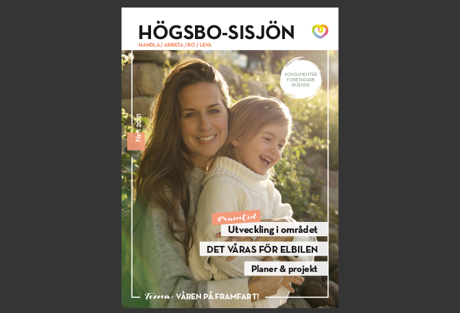 Högsbo-Sisjön nr 1 2021
